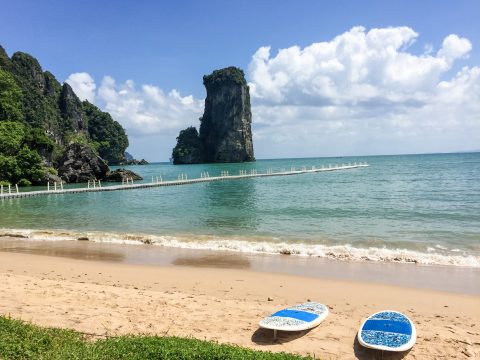 Centara Grand Beach Resort & Villas Krabi in Ao Nang, Thailand | Beach Vacation | Life's Tidbits