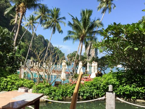 Centara Grand Beach Resort & Villas Krabi in Ao Nang, Thailand | Breakfast View | Life's Tidbits