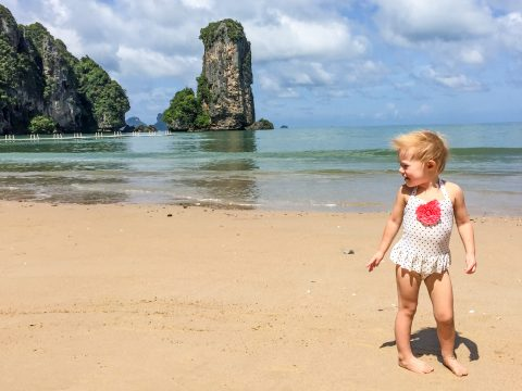 Centara Grand Beach Resort & Villas Krabi in Ao Nang, Thailand | Beach | Life's Tidbits
