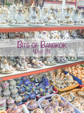 JJ Market in Chatuchak | Tidbits about living in or traveling to Bangkok, Thailand. Expat in Southeast Asia | Life's Tidbits