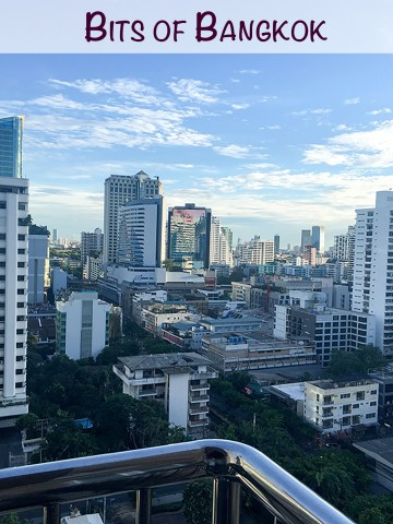 Expat living in Bangkok, Thailand  |  Life's Tidbits