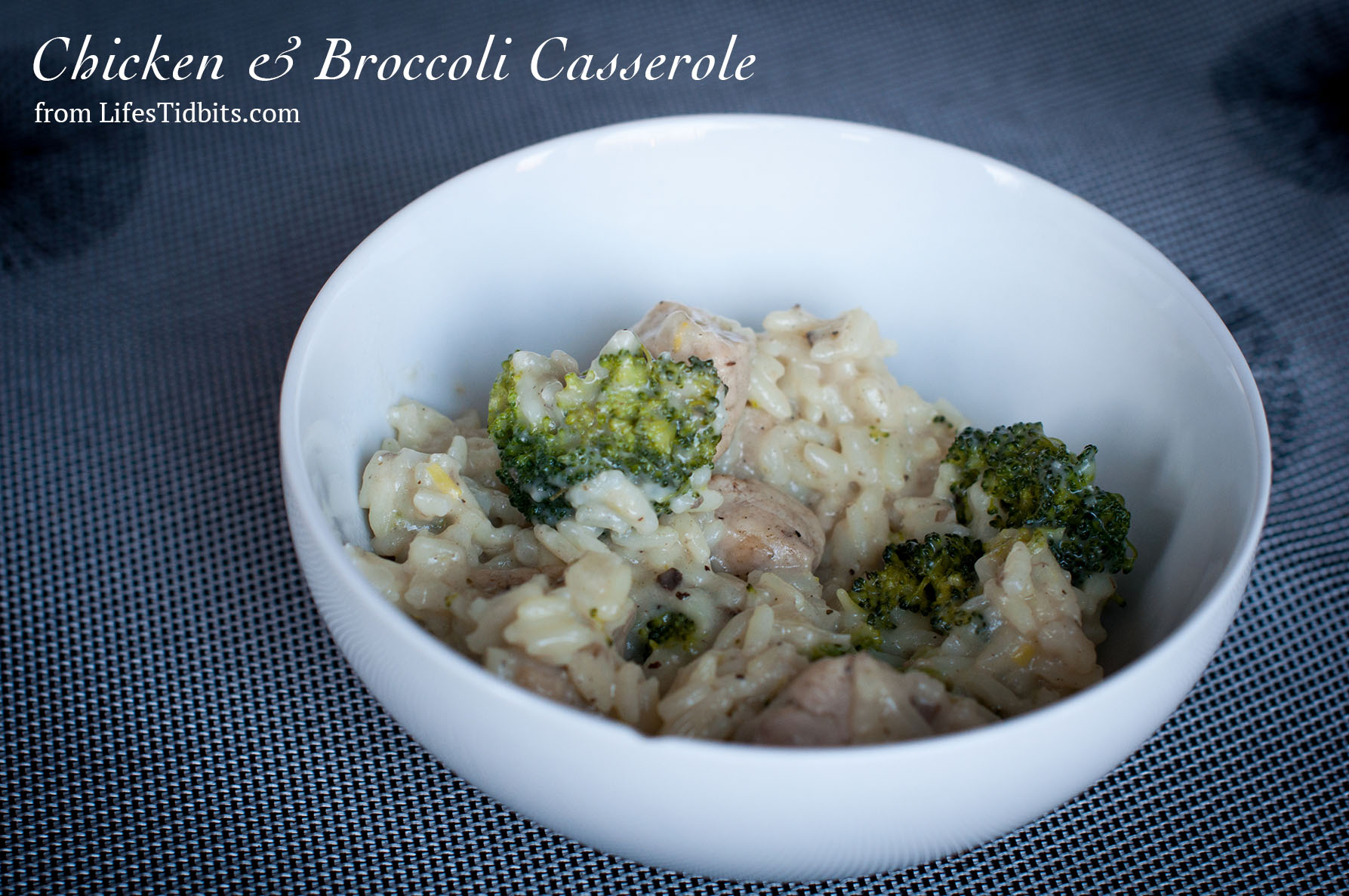 Chicken & Broccoli Casserole Recipe, Dinner ideas for toddlers | Life's Tidbits