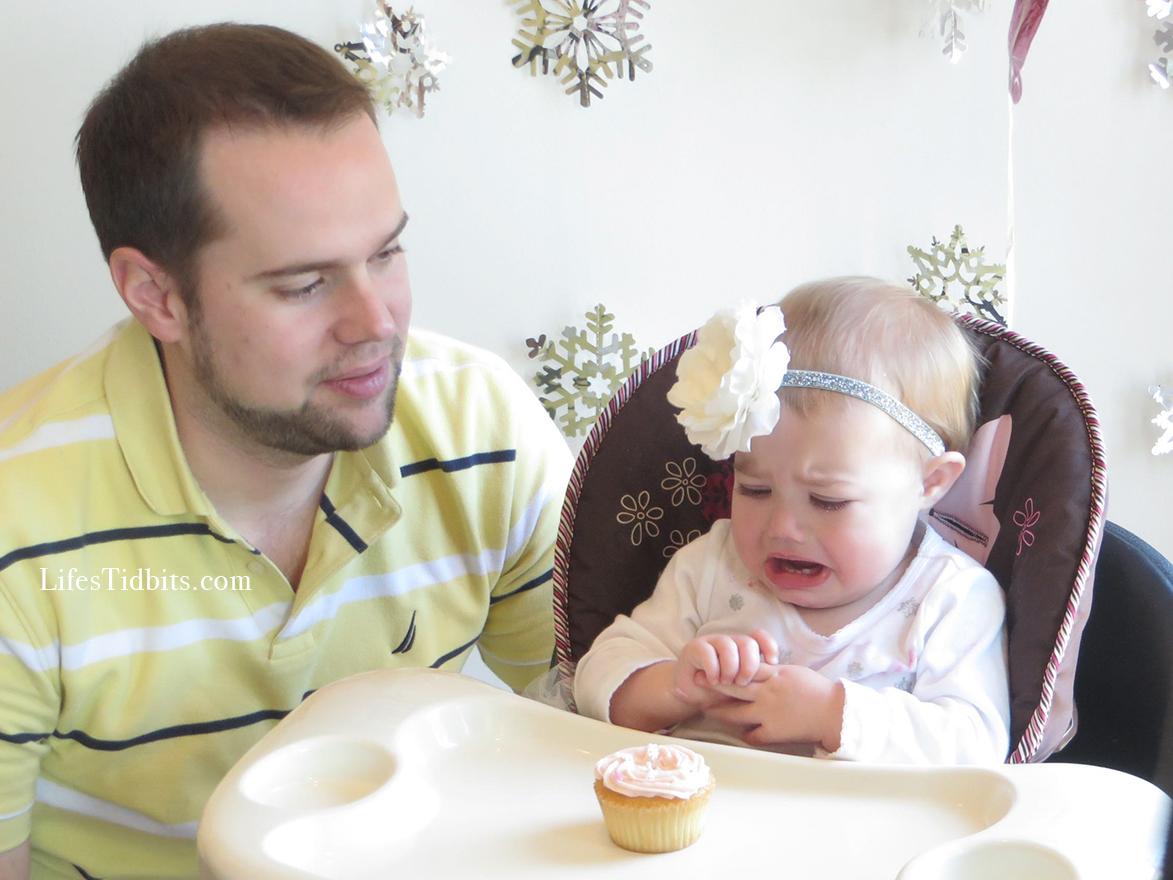 Cake Smash Fail First Birthday Party | Life's Tidbits