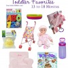 Toddler Monthly Favorites