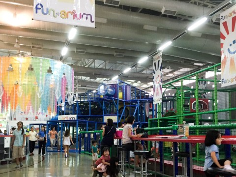 Funarium an indoor play area for toddlers and young children in Bangkok, Thailand. | Life's Tidbits