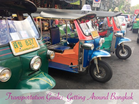 Bangkok Transportation Guide, Tips for traveling in Southeast Asia | Life's Tidbits