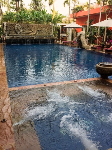 Where to stay in Siem Reap , Cambodia - Golden Temple Hotel. 2 Day Travel Guide | Life's Tidbits