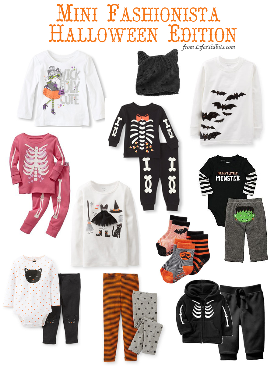mini fashionista - halloween edition - life's tidbits