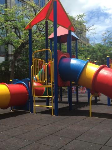 Benchasiri Playground | Bangkok, Thailand | Life's Tidbits