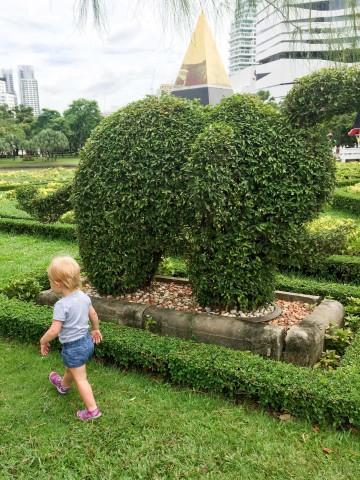 Benchasiri Park | Bangkok, Thailand | Life's Tidbits