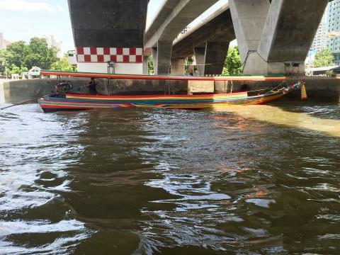 Bangkok River Boat | Life's Tidbits
