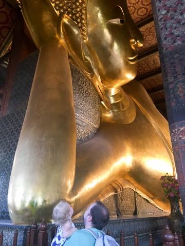 Wat Pho - Reclining Buddha | Bangkok, Thailand | Life's Tidbits