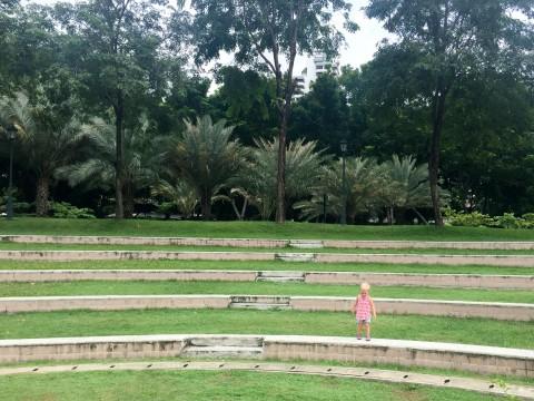 Benjaritti Park | Bangkok, Thailand | Life's Tidbits
