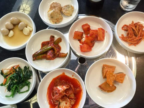 Korean Food in Bangkok, Thailand | Life's Tidbits
