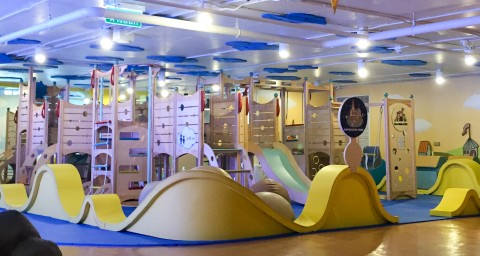Imaginia Playland at Emporium Mall in Bangkok Thailand. Great indoor play area for toddler and young children. | Life's Tidbits