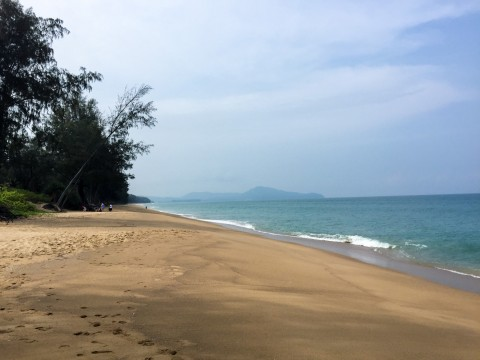 Private Beach at the JW Marriott in Phuket, Thailand | Life's Tidbits