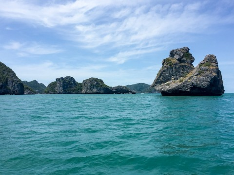 Angthong National Marine Park Speedboat Tour in Thailand | Life's Tidbits