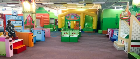 Molly Fantasy a great play area for toddlers and young children in Bangkok, Thailand | Life's Tidbits