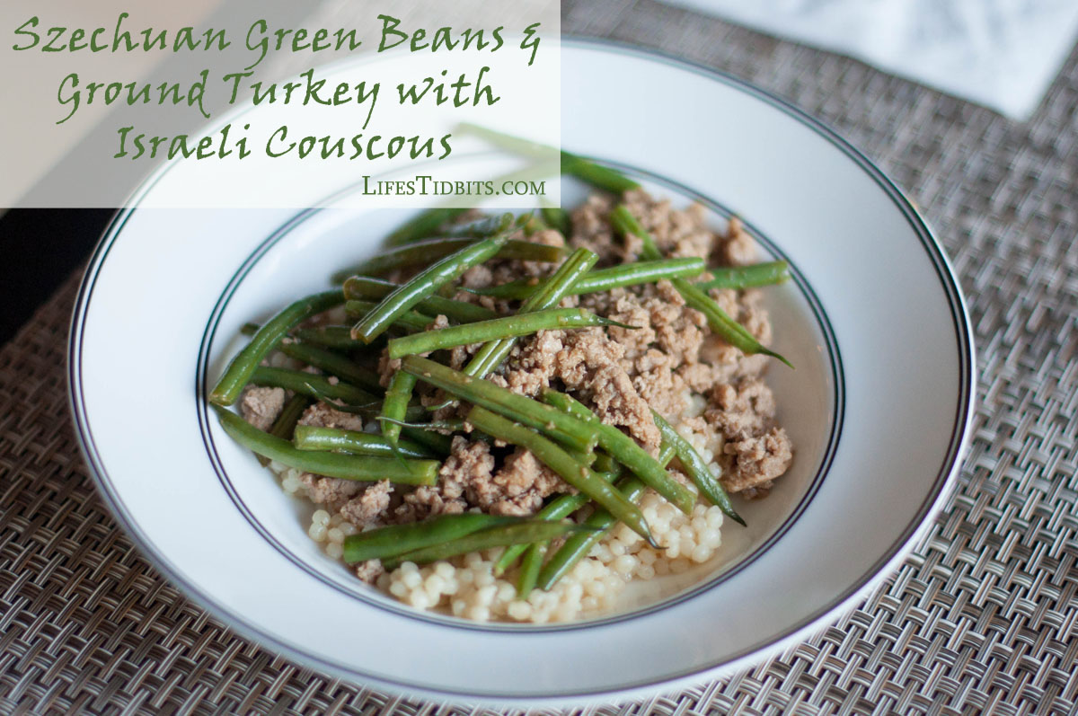 Recipe: Szechuan Green Beans with Ground Turkey | Life's Tidbits