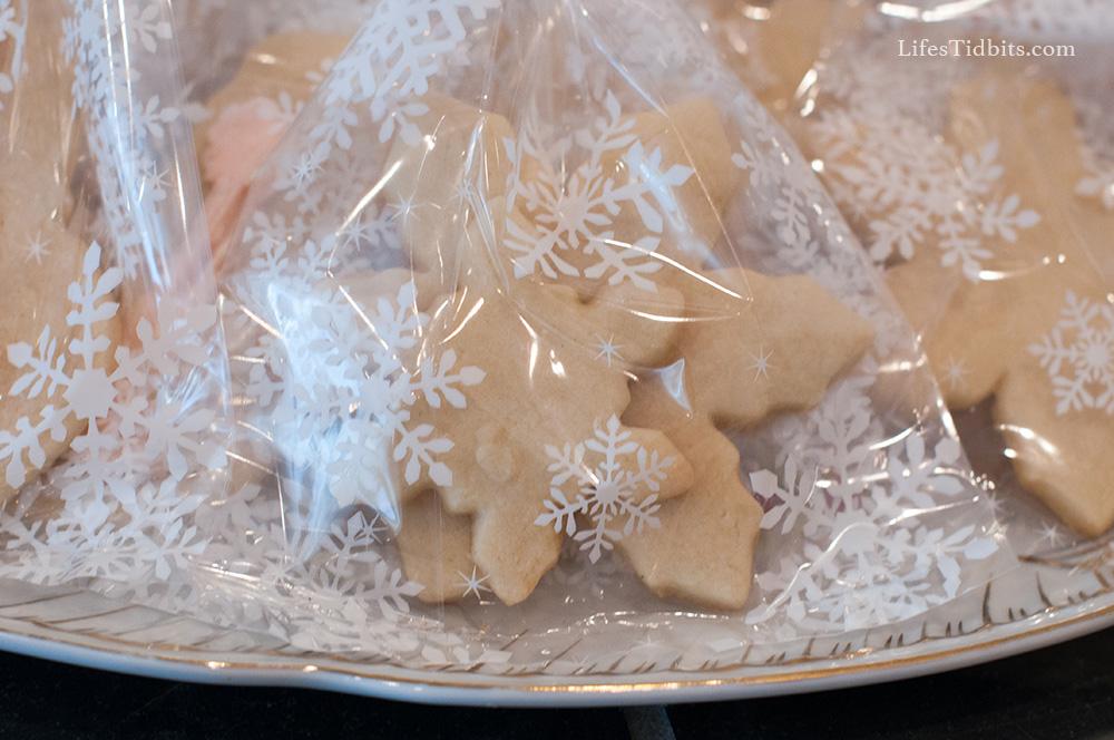 Snowflake Sugar Cookies | Life's Tidbits