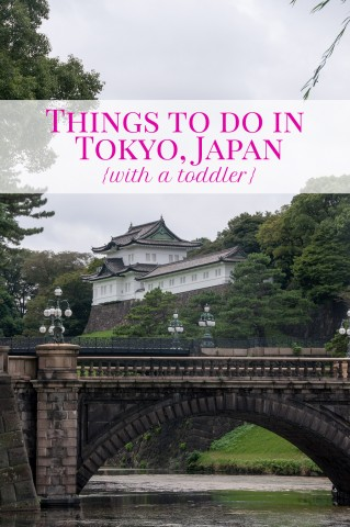 Things To Do In Tokyo, Japan with a toddler | Life's Tidbits