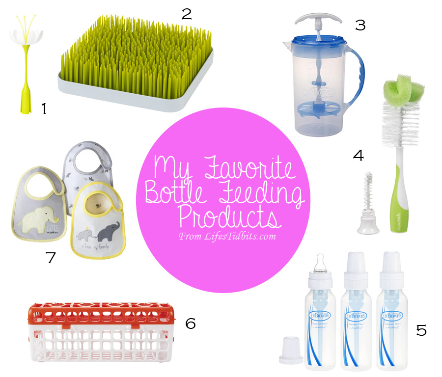 Favorite Bottle Feeding Products  |  Life's Tidbits