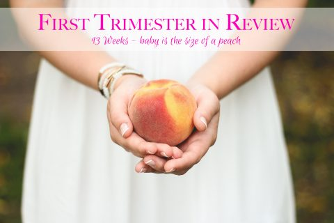 Pregnancy tracker, first trimester, baby bump progress, 13 weeks pregnant | Life's Tidbits