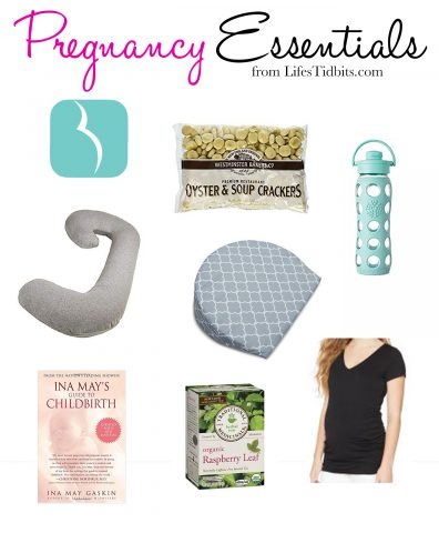 Pregnancy must-haves and essentials for all moms-to-be! | Life's Tidbits